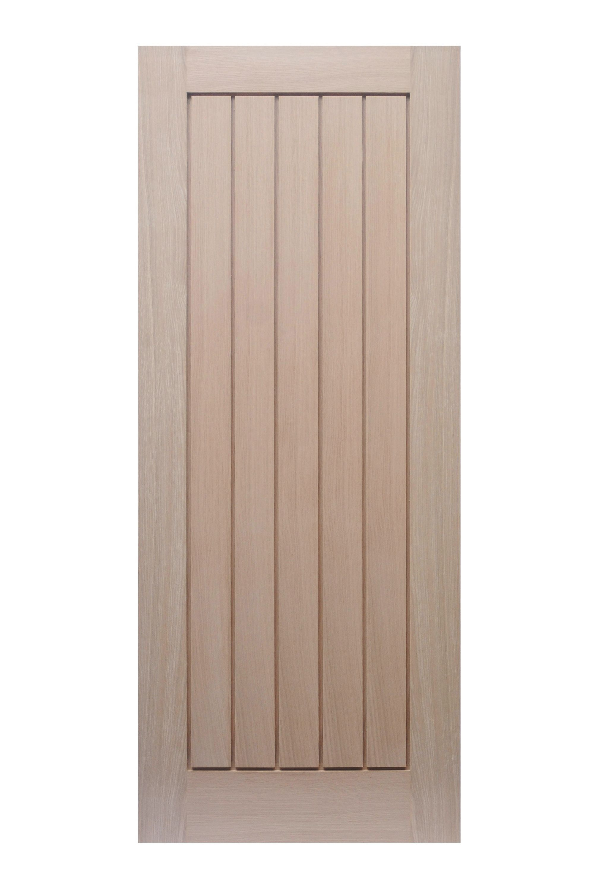 Mouse over image for a closer look.  sc 1 st  Wickes & Wickes Geneva Internal Cottage 5 Panel Oak Door - 1981 x 762mm ...