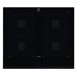 Electrolux 60cm 4 Zone Induction Hob Black KIV6446