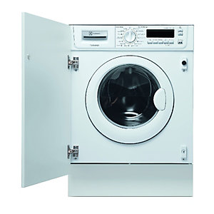 Electrolux Fully Integrated Washing Machine EWG147540W