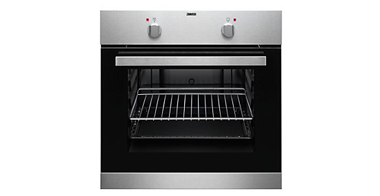 Zanussi Single Multifunction Fan Oven