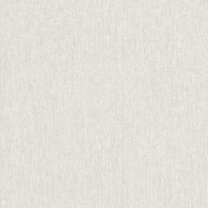 Image of Superfresco Easy Calico Decorative Wallpaper White - 10m