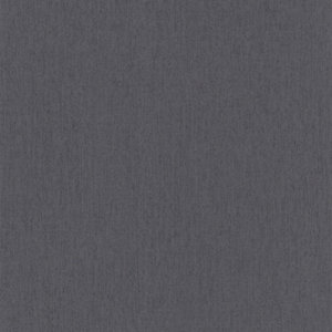 Superfresco Easy Calico Decorative Wallpaper Grey - 10m