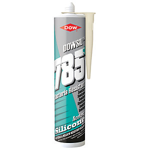 Image of Dow Corning 785 Silicone Sealant - Jasmine 310ml