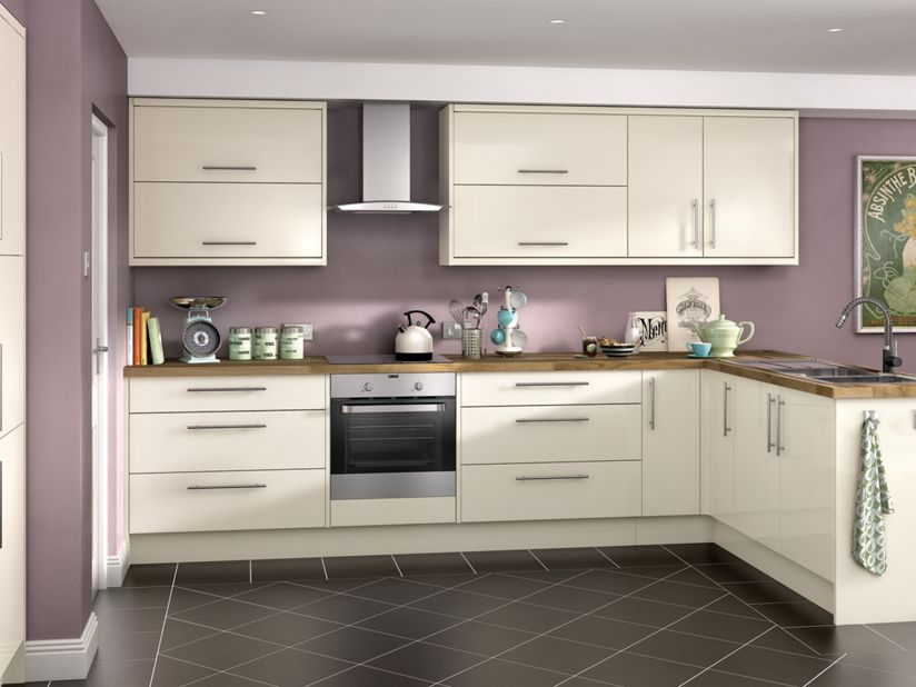 Ready To Fit Kitchens Flat Pack Kitchens Wickes