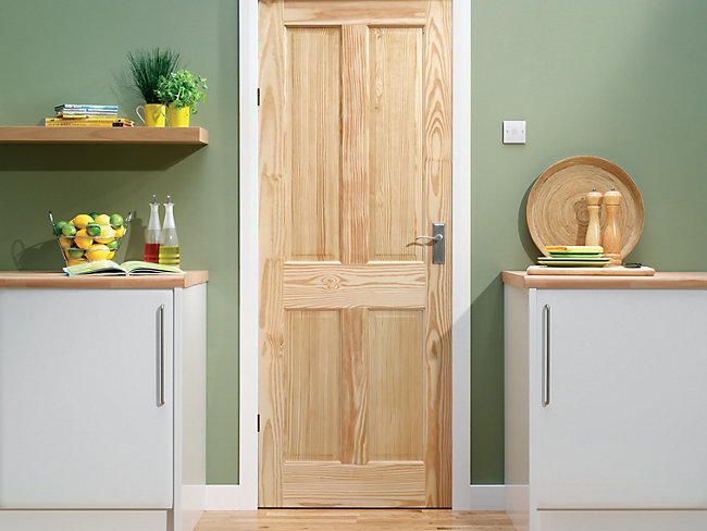 Internal Pine Doors