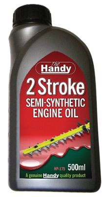 The Handy 2 Stroke Semi-Synthetic Engine Oil - 500ml