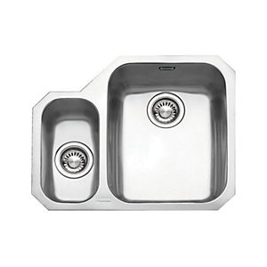 Franke Ariane 1.5 Bowl LHD Stainless Steel Kitchen Sink