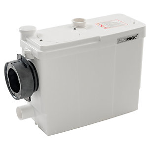 Image of Saniflo Sanipack Pro Up 6052 Concealable Macerator Pump