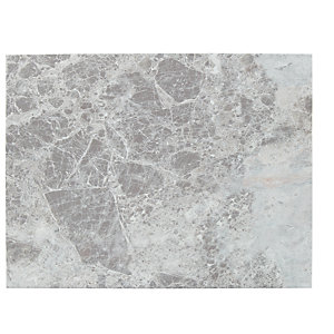 Wickes Avellino Cappuccino Grey Ceramic Tile 360 x 275mm Sample