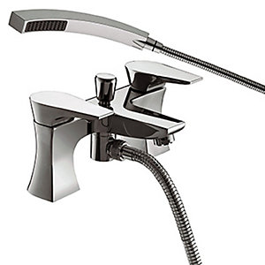 Bristan Hourglass Bath Shower Mixer Tap- Chrome