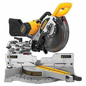 DEWALT DW717XPS-GB 250mm Compound Slide Mitre Saw - 1675W