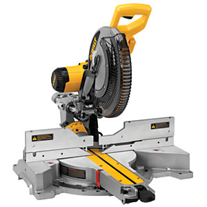 DEWALT DWS780-GB 305mm Compound Slide Mitre Saw 240V - 1675W