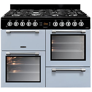 Image of Leisure Cookmaster 100cm Dual Fuel Range Cooker - Blue