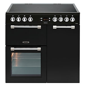 Image of Leisure 90cm Cookmaster Electric Cooker Silver