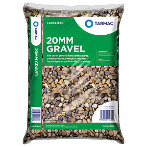 Image of Tarmac 20mm Gravel - Major Bag