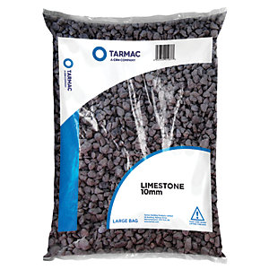 Image of Tarmac 10mm Limestone Chippings Major Bag (B7)