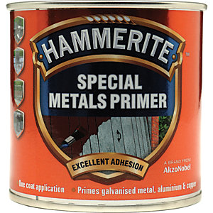 Hammerite Special Metal Primer Paint - Red 250ml