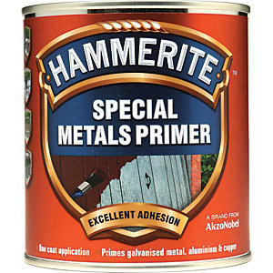 Hammerite Special Metal Primer Paint - Red 500ml