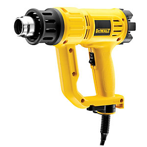 Image of DeWalt D26411-GB Heatgun - 1800W