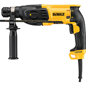 DEWALT D25133K-LX 26mm 3 mode SDS Corded Hammer Drill 110V - 800W
