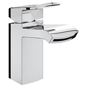 Bristan Descent Basin Mixer Tap - Chrome