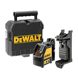 DEWALT DW088CG-XJ Self Levelling Cross Line Green Laser Level