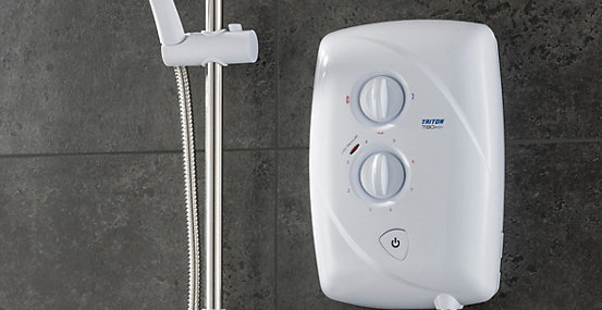 Triton T80 Easy Fit 8.5kW Electric Shower
