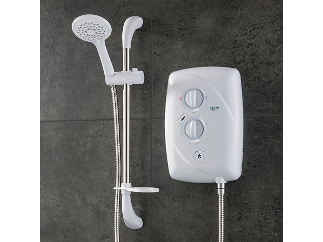 Triton T80 Easi-Fit Electric Shower - 8.5kW