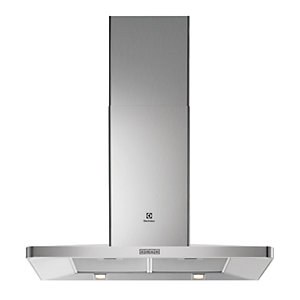 Image of Electrolux 90cm Chimney Hood LFC419X