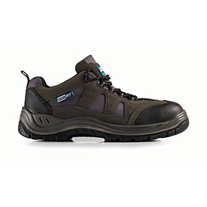 Image of Tough Grit Nevada Safety Trainer - Grey Size 12