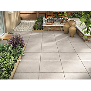 Marshalls Textured Charcoal Paving Slab 600 x 600 x 35 mm