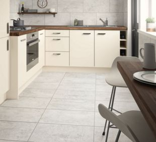 wickes city stone grey ceramic tile 600 x 300mm wickes co uk
