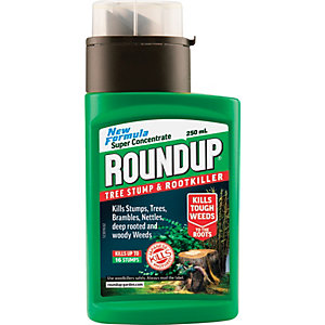 Image of Roundup Tree Stump Killer - 250ml