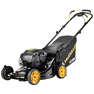 Image of Mcculloch 53cm Self Propelled Rotarty Petrol Lawn Mower