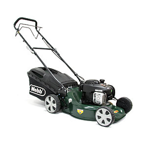 Webb 46cm Self Propelled Petrol Lawnmower 125cc