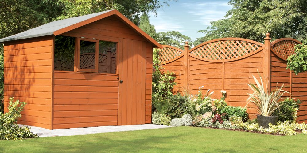 Shed & Fence Treatments
