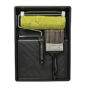 "Harris Transform 9"" Masonry Roller & Brush Set"