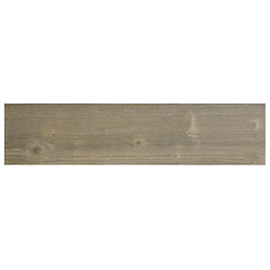 Wickes Heartwood Light Oak Porcelain Tile 850 x 200mm Sample