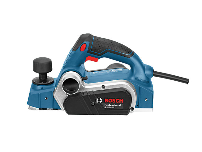 Bosch Professional GHO 26-82 D Corded Planer - 710W