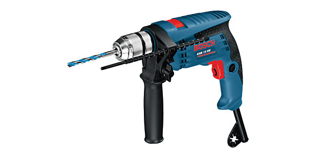 Bosch Professional GSB 13 RE Corded Combination Drill - 600W