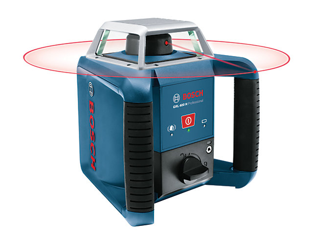 Bosch Professional Laser Levels & Detection Equipment