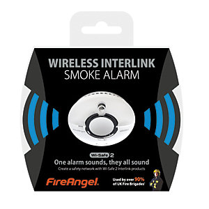 FireAngel Wi-safe 2 Wireless Smoke Alarm