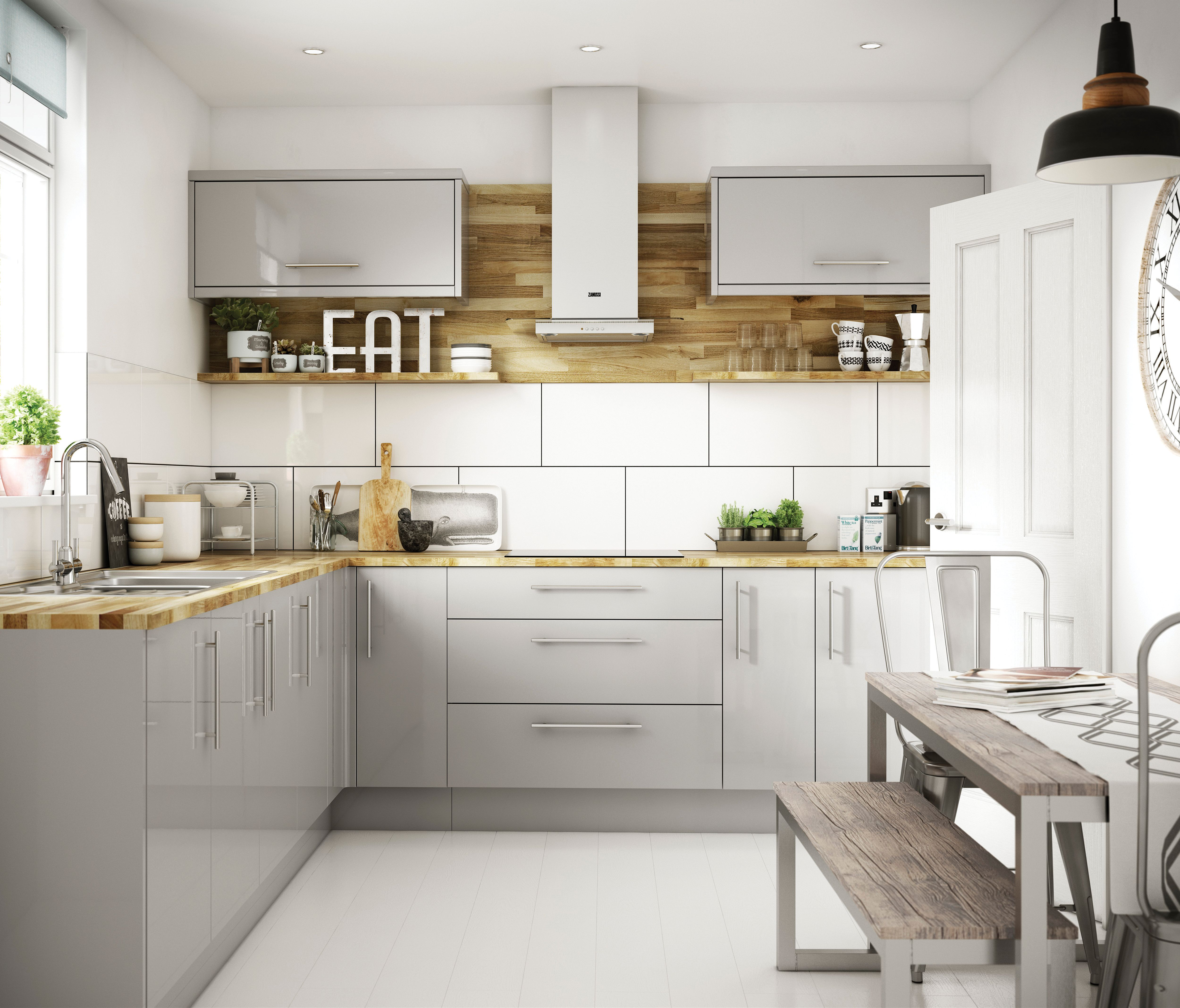 Genial Ready To Fit Kitchens   Wickes.co.uk