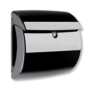 BURG-WACHTER Piano Post Box - Black