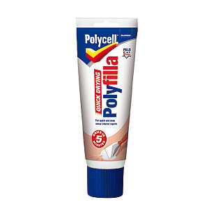 Polycell Polyfilla Quick Drying Filler - 330g