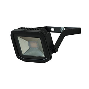 Image of Luceco Guardian Slimline Floodlight IP65 Black 1800 Lumens 22W