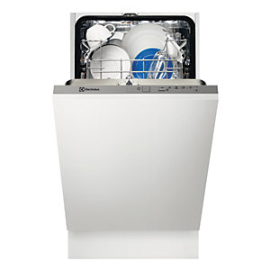 Electrolux 45cm Integrated Slimline Dishwasher ESL4201LO