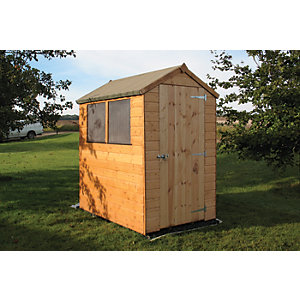 Image of Ecobase Fastfit System Shed Base for 10 ft x 12 ft Sheds