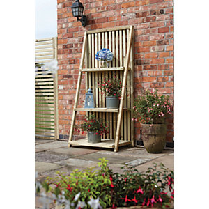 Rowlinson Pressure Treated Plant Stand