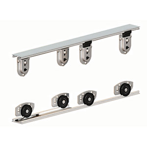 Image of Rothley ARES2 1200mm Sliding Track Set
